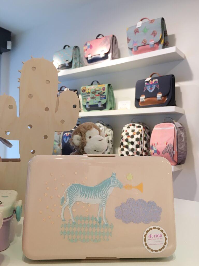 kinderboekentas - unicorns & fairytales