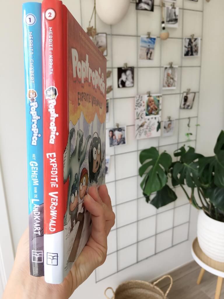 poptropica - Poptropica, een virtuele wereld én boekenserie