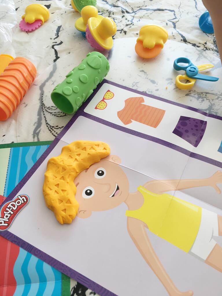 Play-Doc spelen en leren - unicorns & fairytales