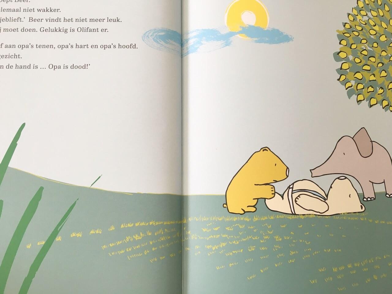 FullSizeRender 117 - Kinderboeken over rouwen