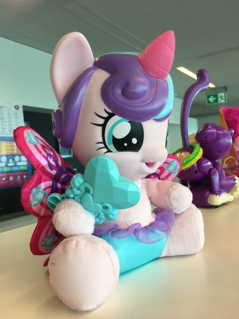 IMG 0689 - Diary 102  Naar de speelgoedfabriek én beautyparty