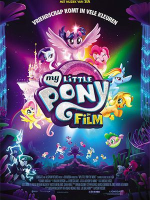 my little pony film - unicorns & fairytales