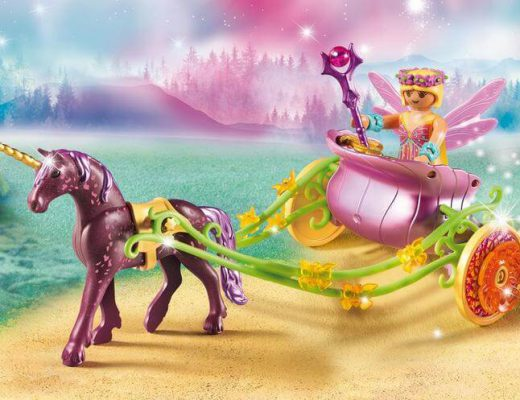 bloemenfee playmobil - unicorns & fairytales