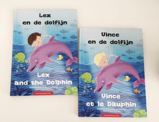 tweetalig opvoeden - unicorns & fairytales