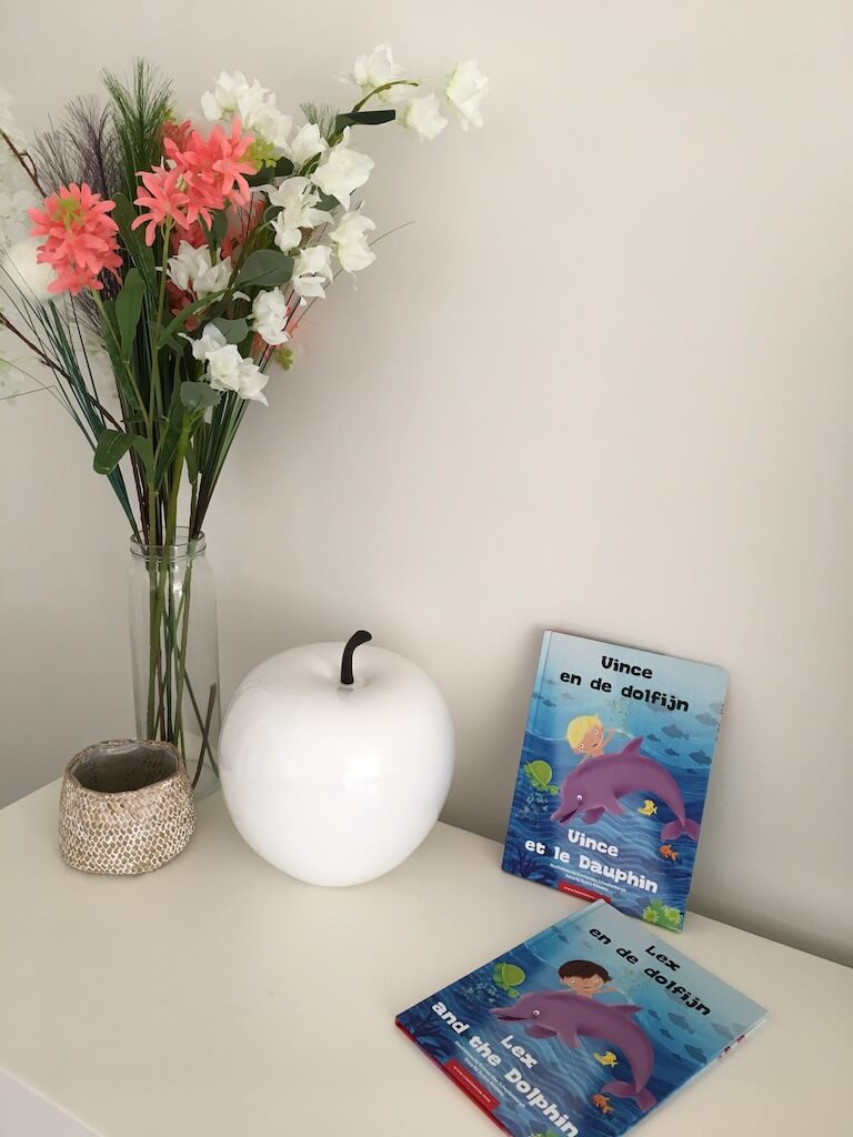meertalig opvoeden - unicorns & fairytales