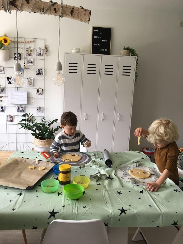 koekjes bakken - unicorns & fairytales