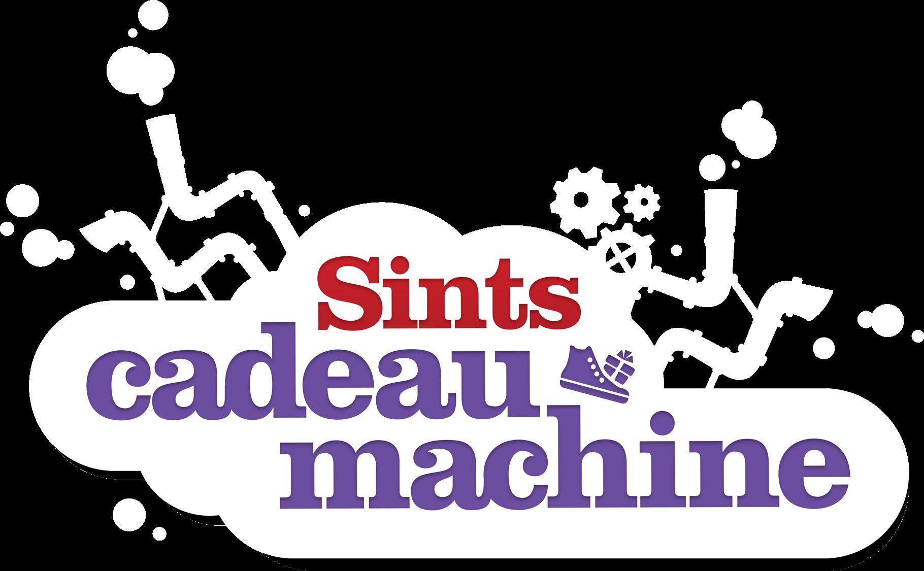 01 Bol com Cadeaumachine Logo - Brief van Sint aan ouders: gebruik mijn Sints cadeaumachine