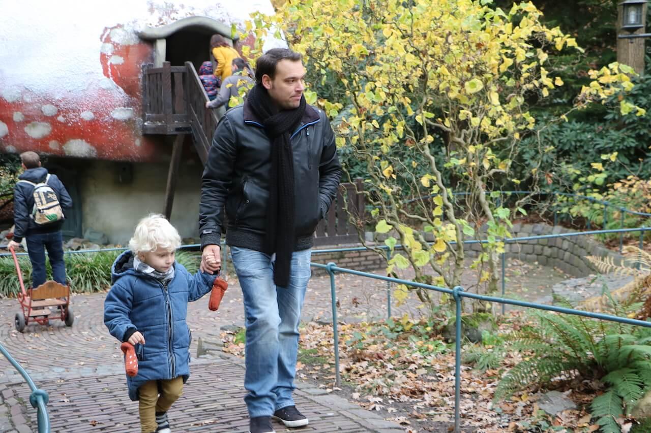 IMG 2111 - Een magisch bezoek aan de Winter Efteling