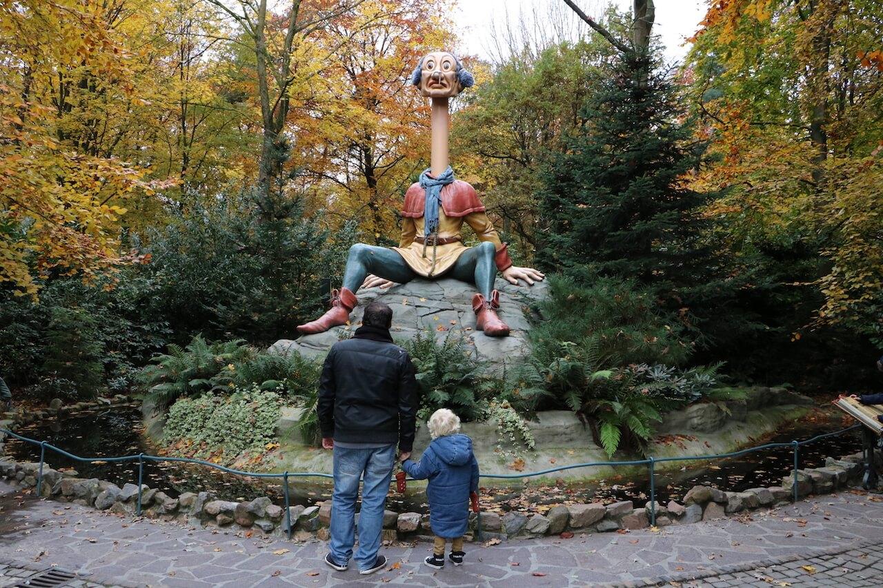 IMG 2116 - Een magisch bezoek aan de Winter Efteling