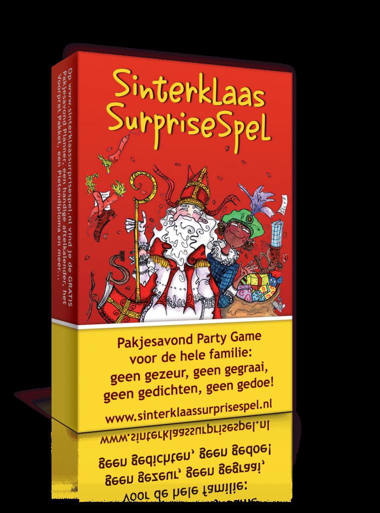 Sinterklaas Surprisespel Pakjesavond Party Game 759x1024 - 20+ CORONA PROOF activiteiten en ideetjes tijdens de Sint Periode!