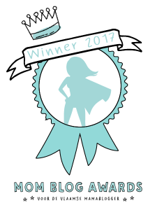 winner belgian mom blog awards - unicorns & fairytales