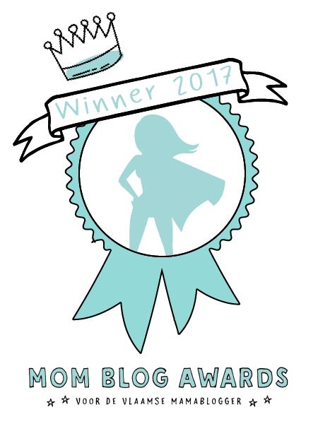 winner belgian mom blog awards - unicorns & fairytales
