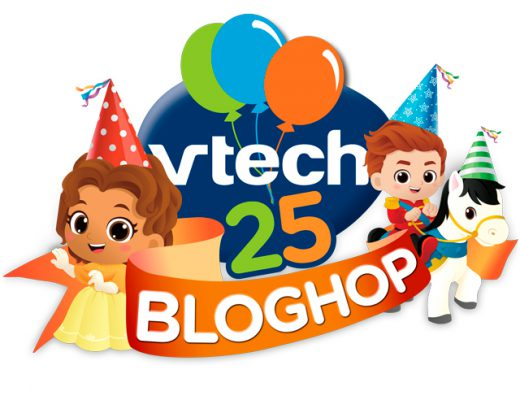 vtech bloghop - unicorns & fairytales
