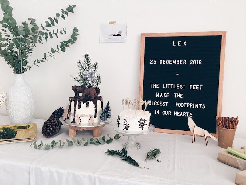 woodland party - unicorns & fairytales