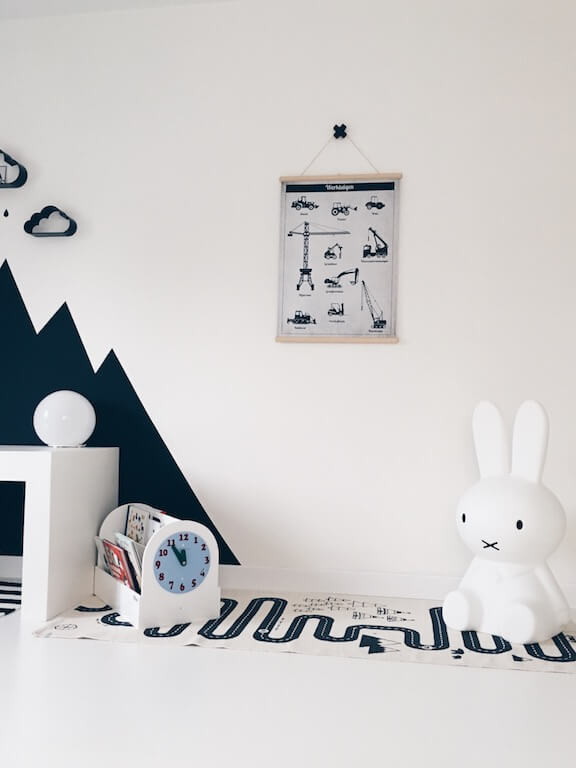 kinderkamer ideetjes - unicorns & fairytales