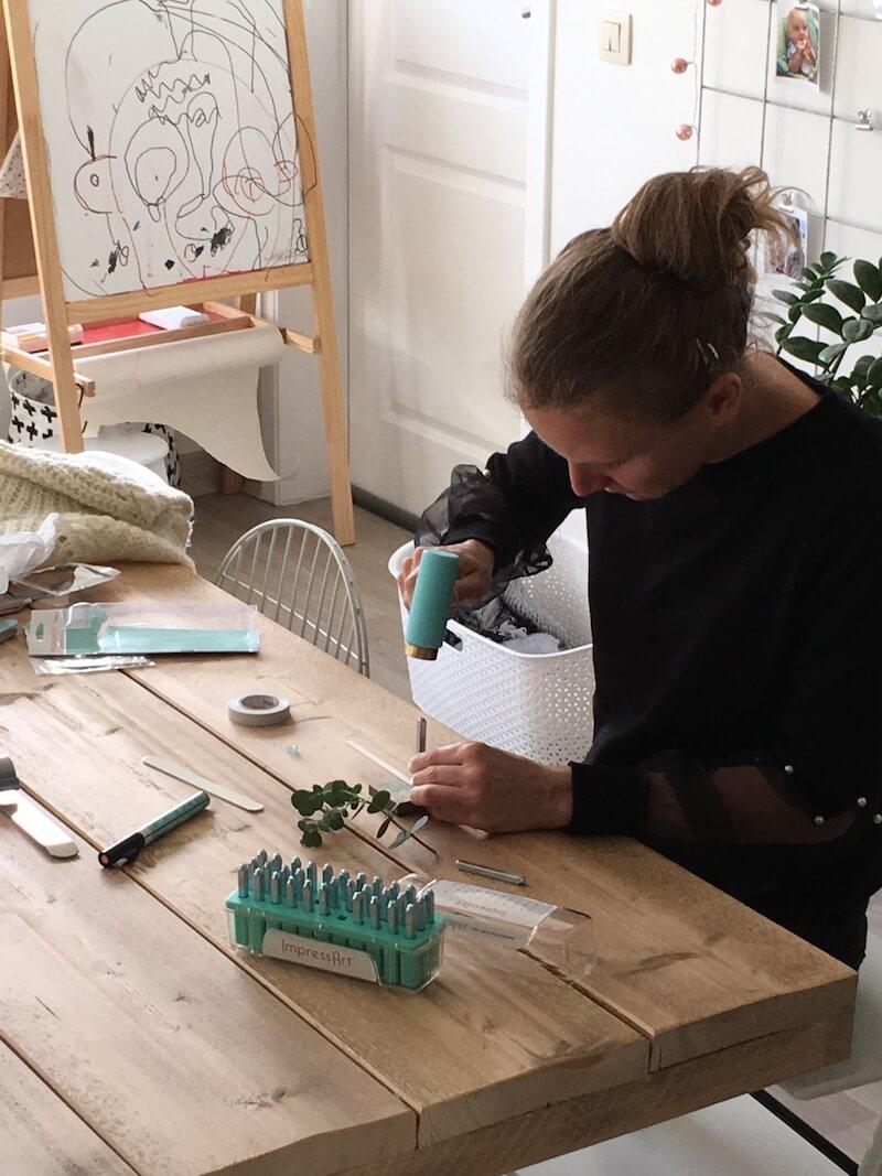 DIY juwelen ponsen - unicorns & fairytales