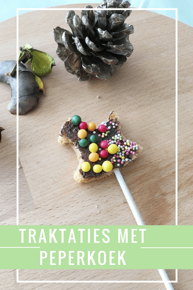 traktaties met peperkoek - unicorns & fairytales