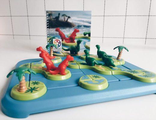 smart games- unicorns & fairytales