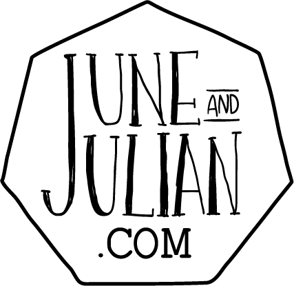 Juneandjulian vertical black@4x - Win a monochrome ballpit  #vinceturns3giveaways