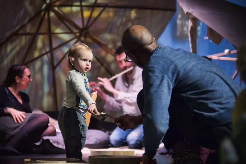 theater voor baby's - unicorns & fairytales