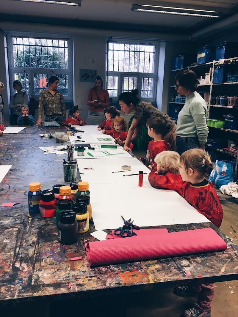 25274E90 880A 40B0 9750 FF24F87D1A2E - DIY / Drukkunst met kinderen en een museumbezoek