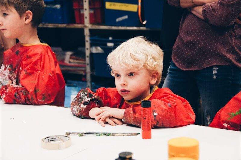 BD48415F 8AF6 4137 A620 776B2BA2B4BA - DIY / Drukkunst met kinderen en een museumbezoek