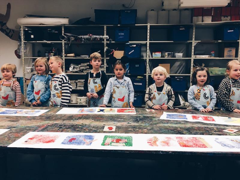 F6C68B00 CA05 4251 B424 878945CD4606 - DIY / Drukkunst met kinderen en een museumbezoek