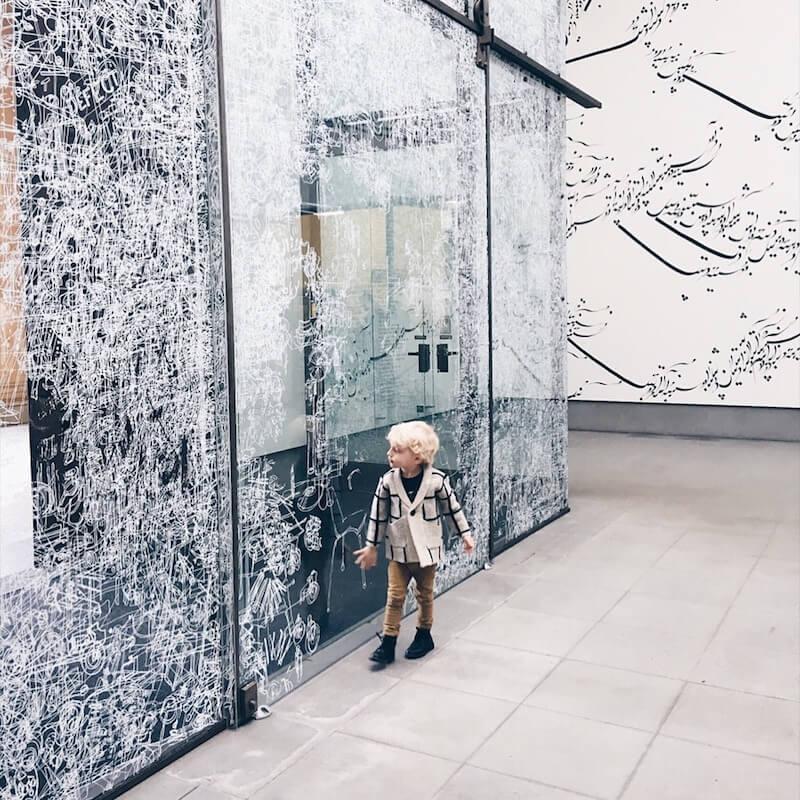 IMG 5832 - DIY / Drukkunst met kinderen en een museumbezoek