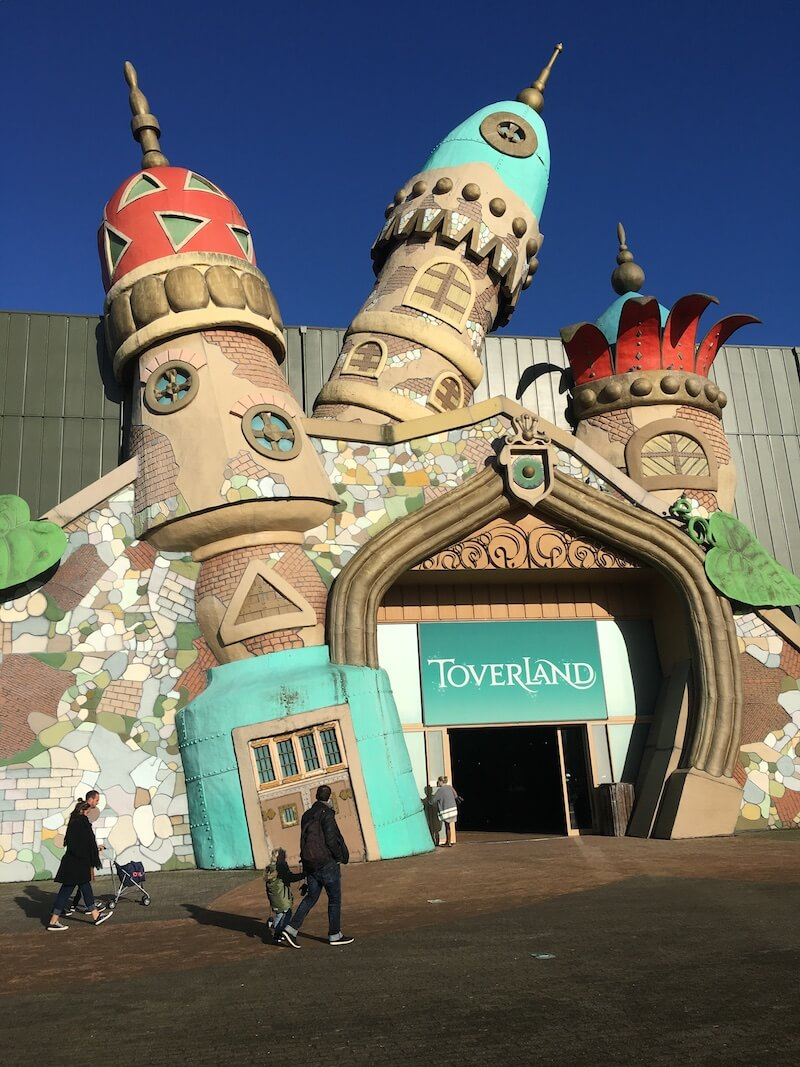 toverland - unicorns & fairytales