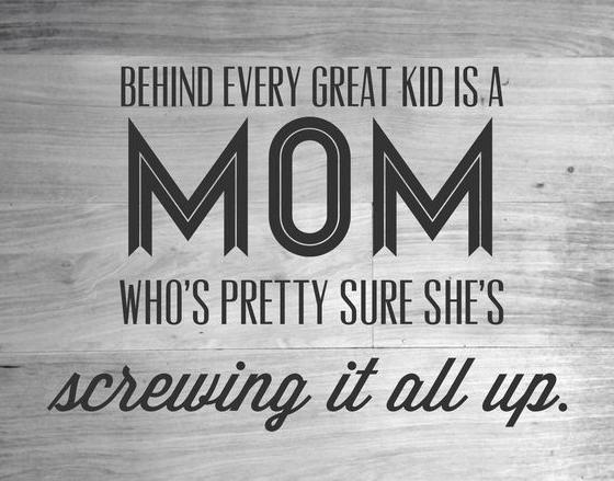 Moeder Quotes 5 - Ouderzonden #1 : hoogmoed (waar blink ik in uit?)