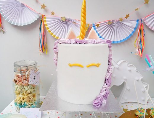 unicorn birthday party - unicorns & fairytales