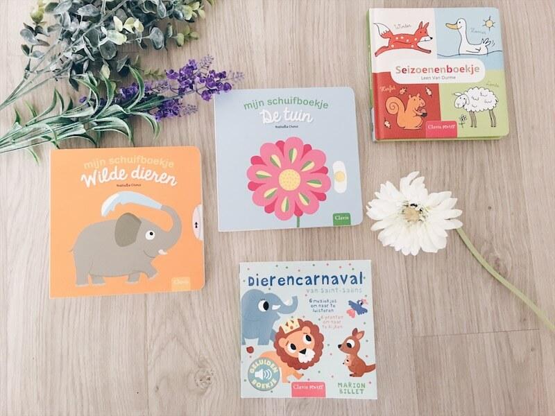 babyboekjes - unicorns & fairytales