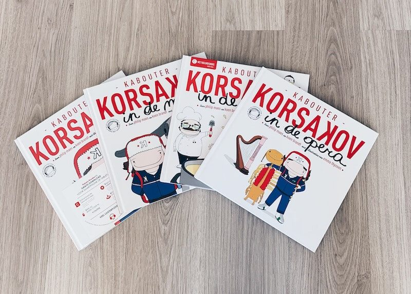 kabouter kosakov - unicorns & fairytales