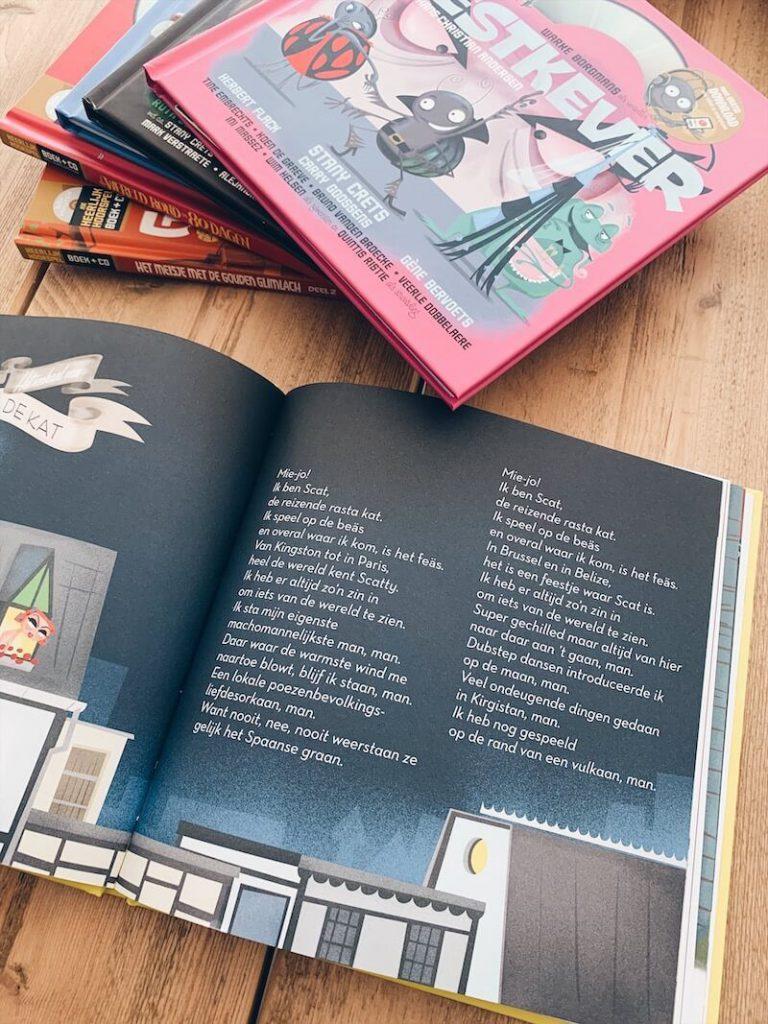 hoorspelen - unicornis & fairytales
