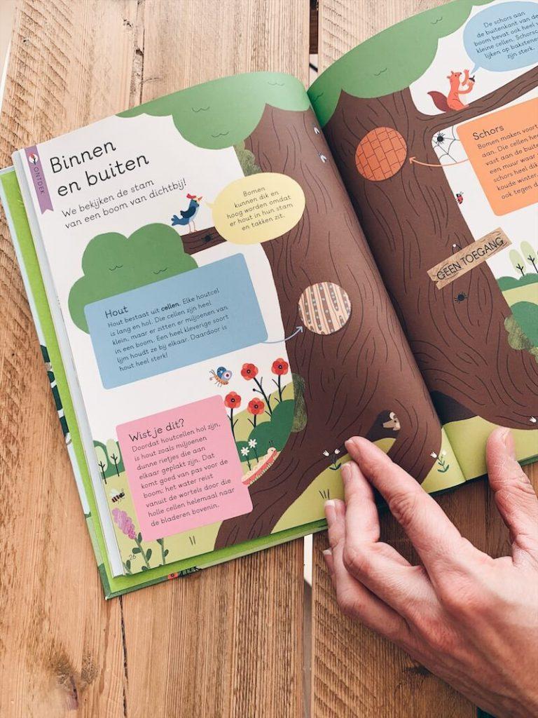 de wondere wereld van bomen - unicorns & fairytales