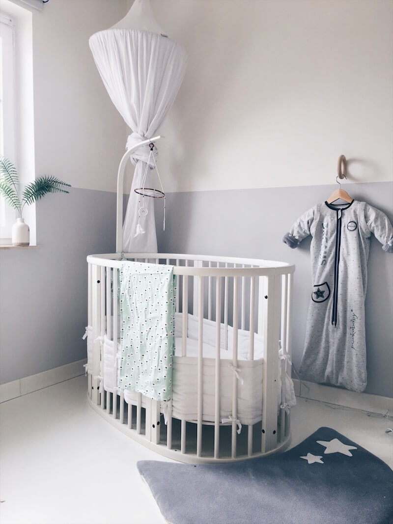 baby kleden 's nachts - unicorns & fairytales