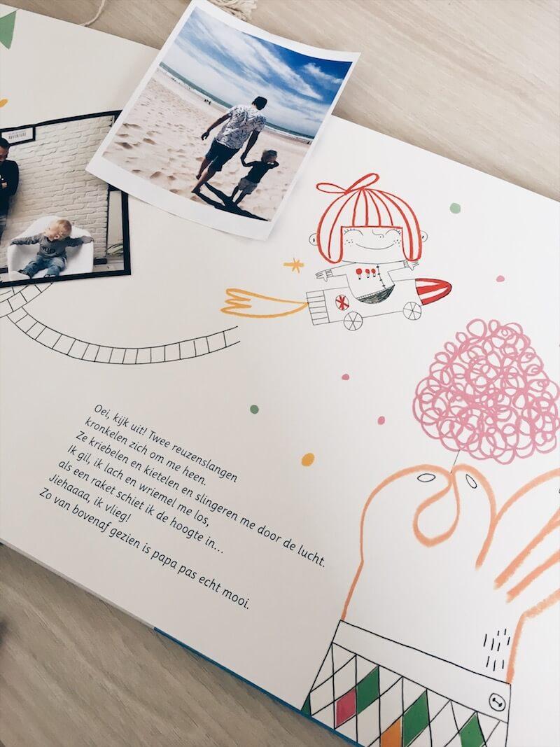 84CDA62E CDA5 4A2A B6C1 627349712E94 - Leuk, vertederend en mooi visueel prentenboek voor Vaderdag