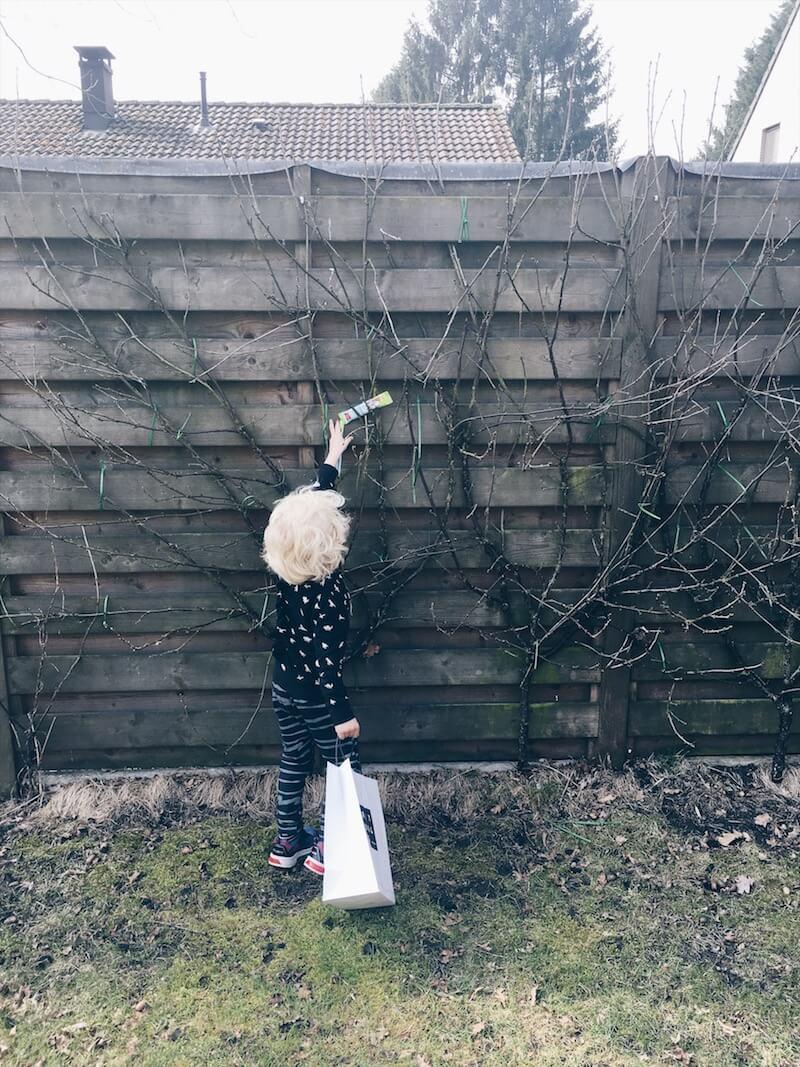 paasbrunch met kinderen - unicorns & fairytales