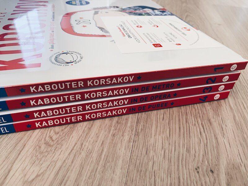 A7DC42E0 C33D 4D2C 8034 26E2BED798FD - Waarom ik de boeken van Kabouter Korsakov hoog in het vaandel draag