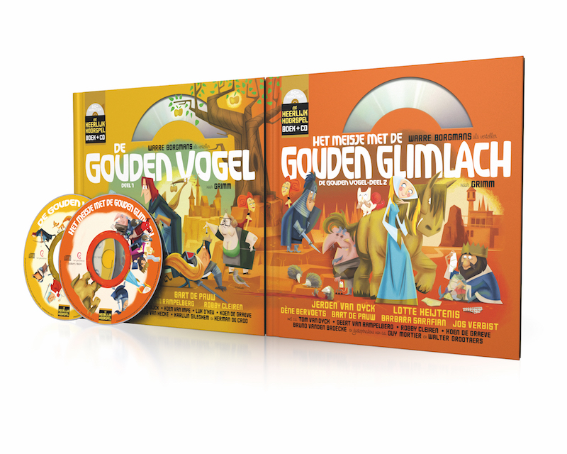 luisterboeken voor kinderen - unicorns & fairytales