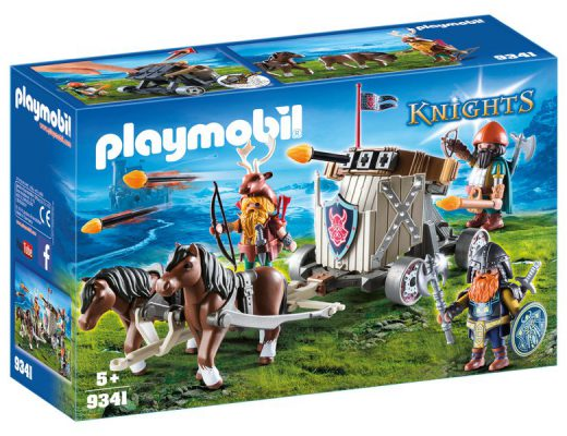 playmobil dwergen - unicorns & fairytales