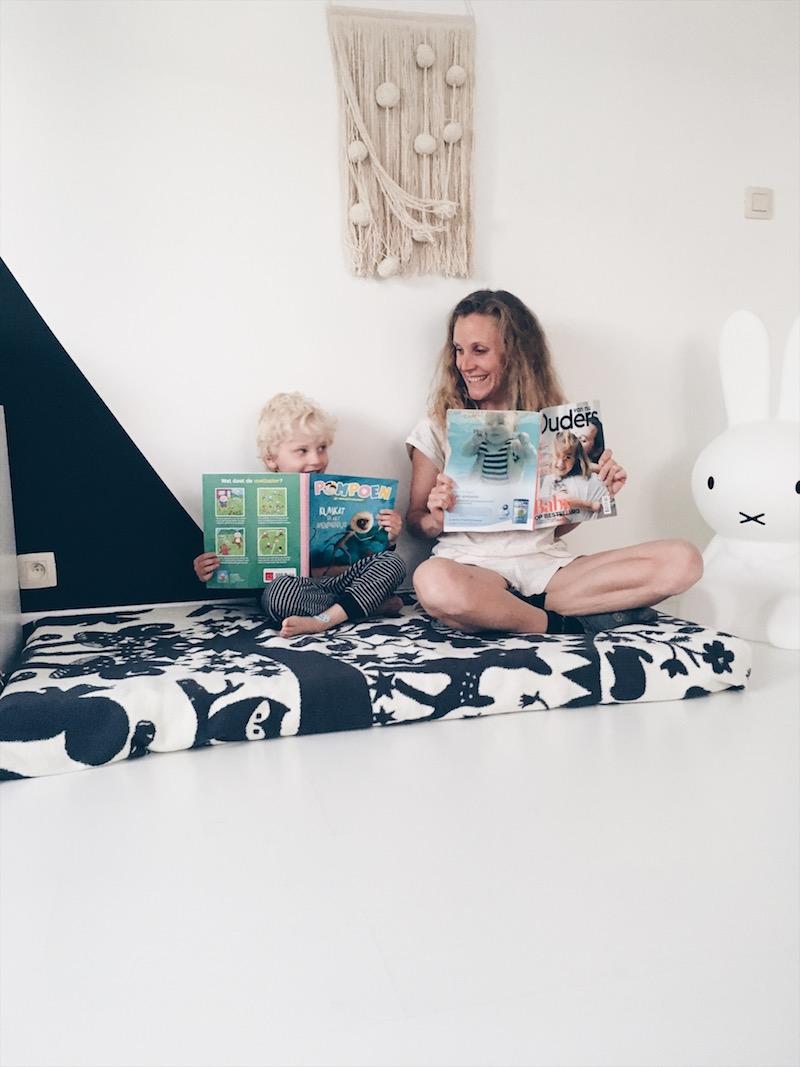 tijdschriften voor peuters en kleuters - unicorns & fairytales