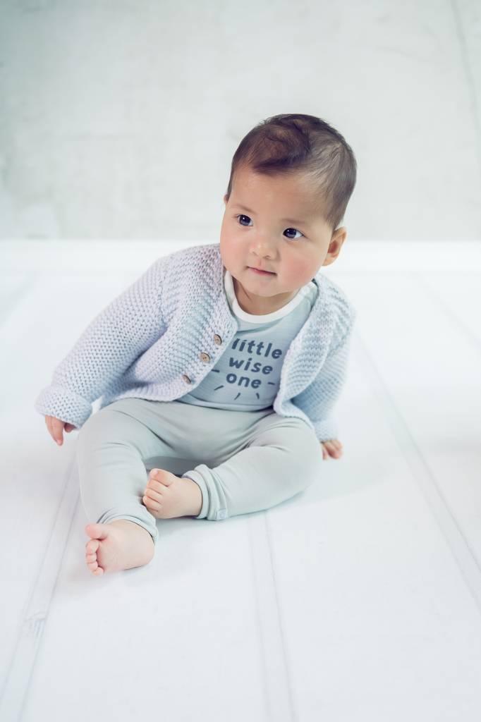 moodstreet moodstreet new born unisex vest button - Op naar warmer weer met leuke kledij van MOODSTREET