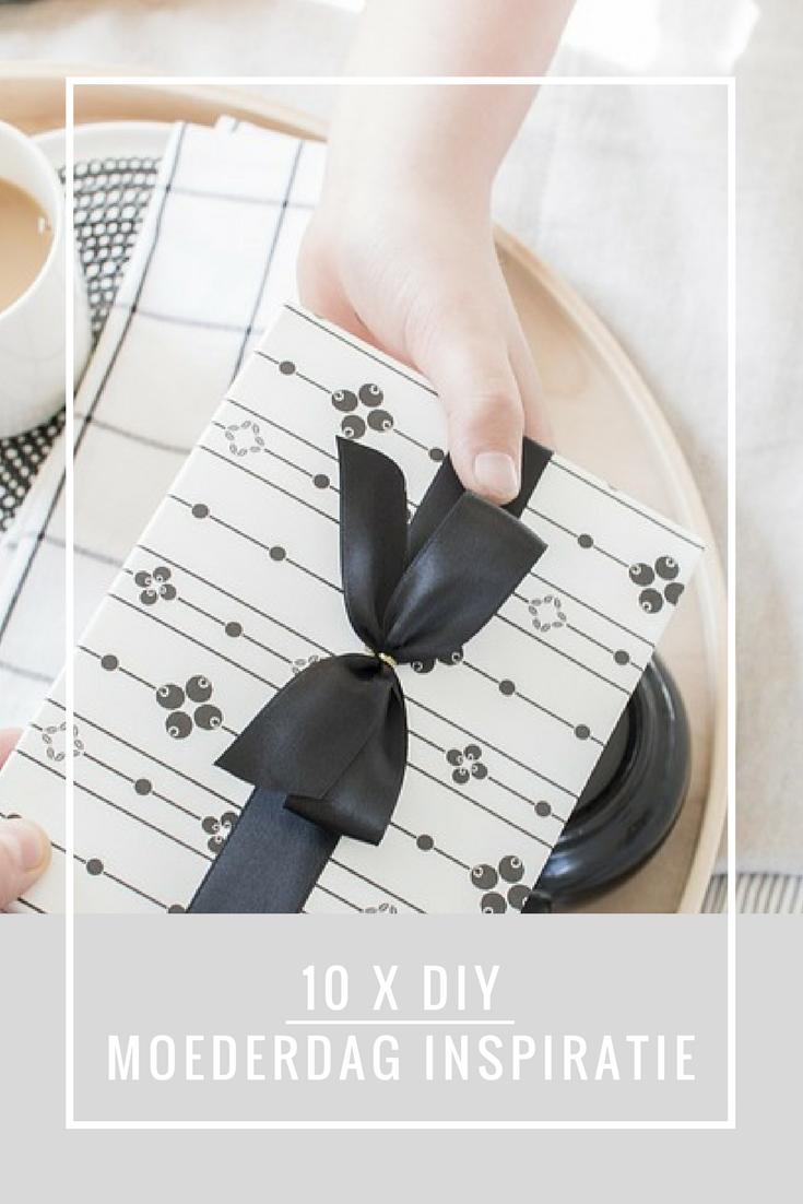 20x originele - 11 originele moederdag cadeaus om zelf te maken