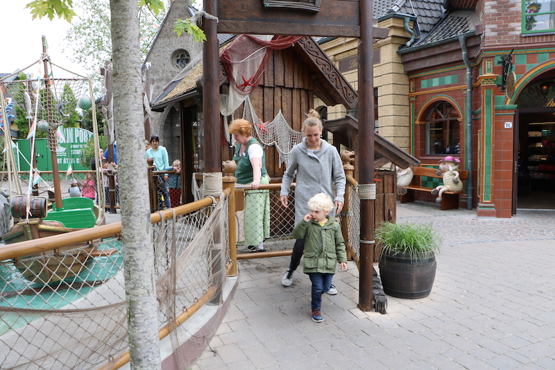 attractiepark Europapark - unicorns & fairytales