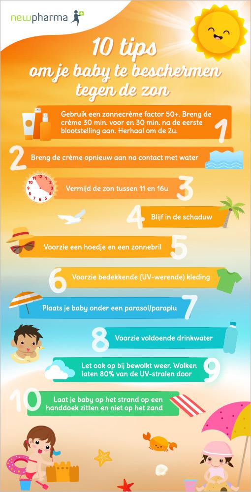 blog template sunprotection baby 04 nl 1523880360 - Veel manieren om je kinderen te beschermen tegen de zon
