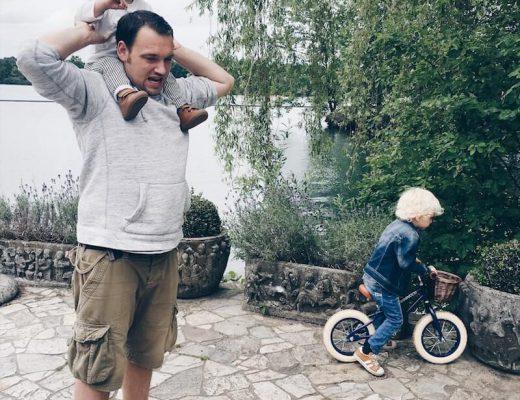 fietsen met loopfiets - unicorns & fairytales