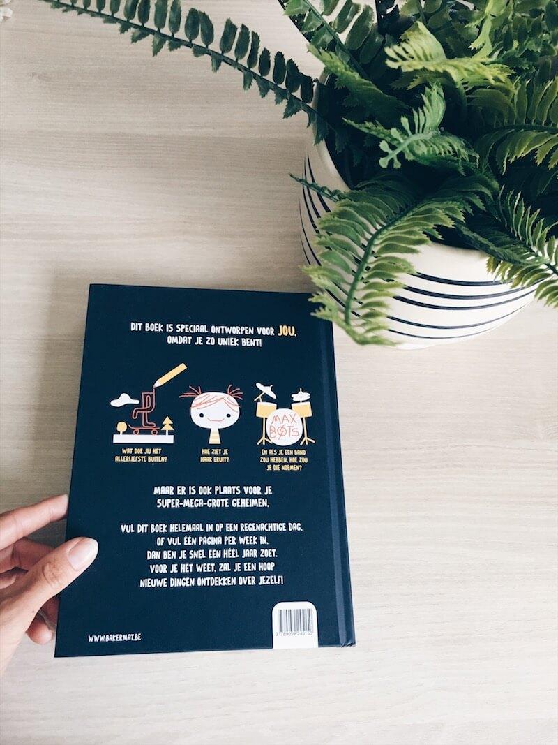 invulboek kinderen - unicorns & fairytales