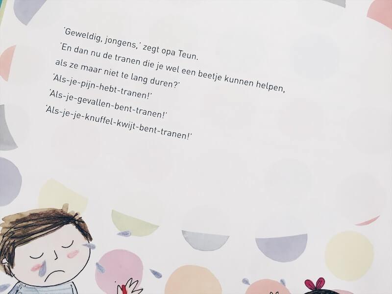 tri tra tranenboek1 - Wanneer je kind vaak huilt maar niet kan uitleggen waarom...