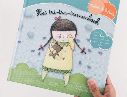 boek over kinderen die veel huilen